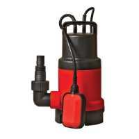 Fotografija Potapajuća pumpa sa plovkom, za nečistu vodu 550W