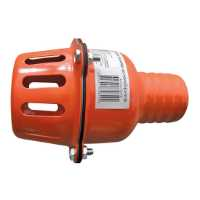 Fotografija Aluminijumska usisna korpa za pumpu za navodnjavanje