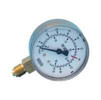 Fotografija Manometar za merenje pritiska acetilena, 0-18/40bara