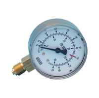 Fotografija Manometar za merenje pritiska acetilena 0-1,5/2,5bara