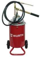 Fotografija Ručna pumpa za mast sa rezervoarom