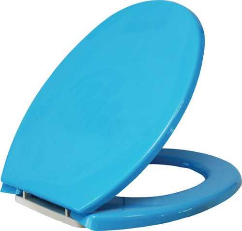 Fotografija WC daska ''AVA'', PVC plava