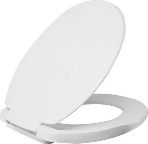 Fotografija WC daska PVC bela