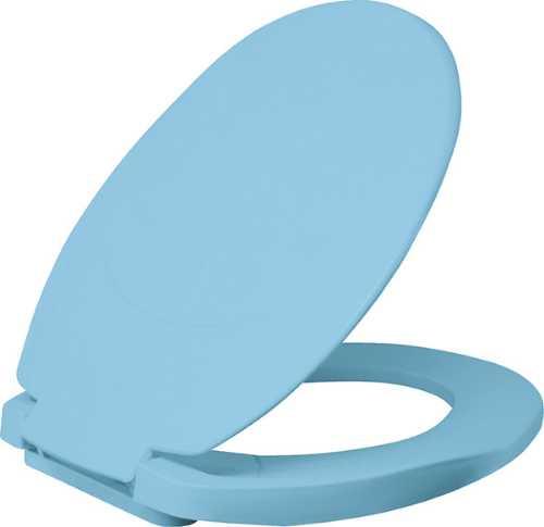 Fotografija WC daska PVC plava