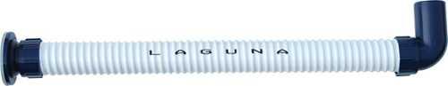Fotografija Gibljivi armirani sifon sa kolenom za lavabo