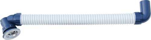 Fotografija Gibljivi armirani sifon za tuš kadu, p1