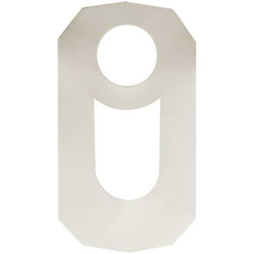 Fotografija Podna guma za WC šolju veća