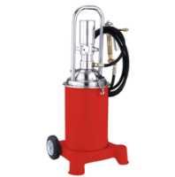 Pneumatska pumpa za mast sa rezervoarom