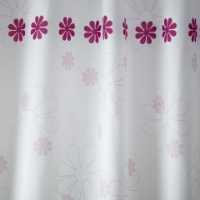 Kupatilska Zavesa, 180x200cm, poliester, FLOWER