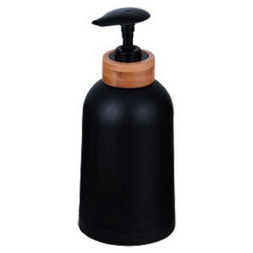 Dozator za tečni sapun, BAMBOO&BLACK