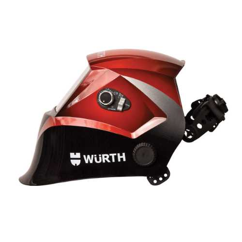 Fotografija Automatska maska za zavarivanje, Stella: Wurth dizajn